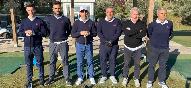 Foto equipo Interclubes 2021